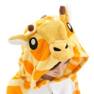 Kombinezon rozrywkowy - Żyrafa