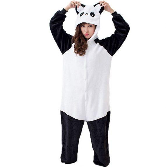 Kombinezon rozrywkowy - Panda
